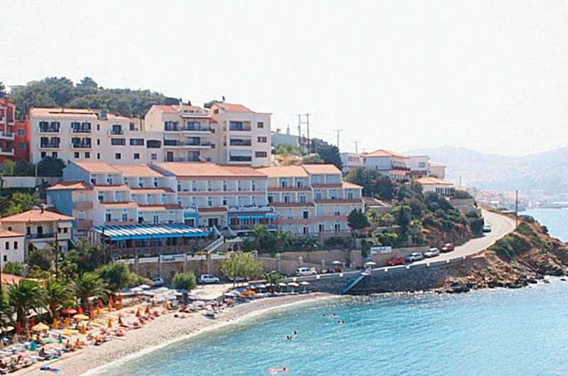 Hotel Gangou Beach - Samos stad - Samos